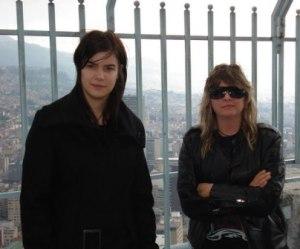 The Pack en la Torre Colpatria, el edificio más alto de Bogotá