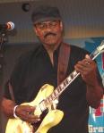 Jimmy Dawkins Chicago Blues Festival 2007