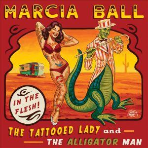 Marcia Ball - Tattooed lady