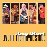 Amy Hart - Live At The Mayne Stage (2015) [320]
