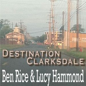 Destination Clarksdale  cover