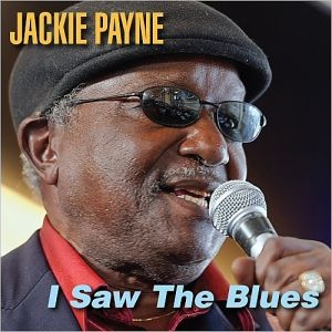Jackie Payne - I Saw The Blues (2015) [320]