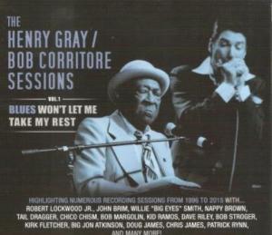 henry gray bob corritore