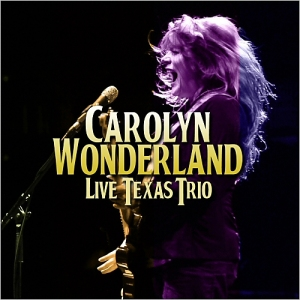 Carolyn Wonderland - Live texas trio