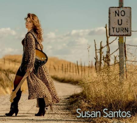 Susan Santos - No U Turn (2019)