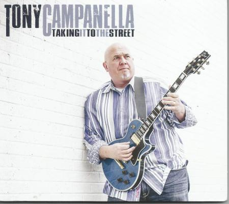 Tony Campanella - Taking to the street